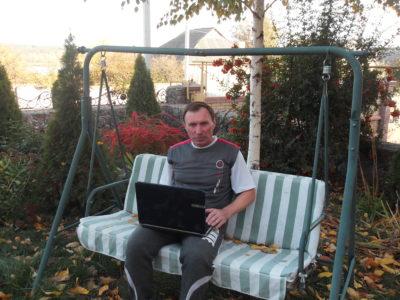 Интервью с Вадимом Чернобублик