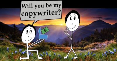 поиск работы копирайтером