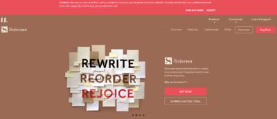 Программа Scrivener