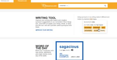 Thesaurus.com